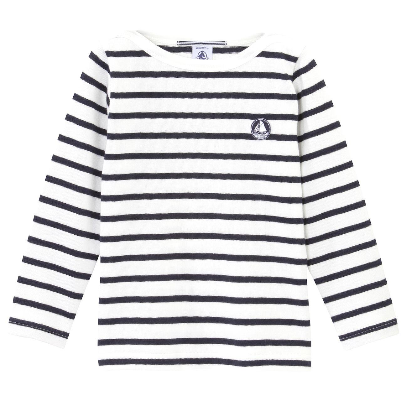 Wide leg pants notonlytwenty for Petit bateau striped shirt