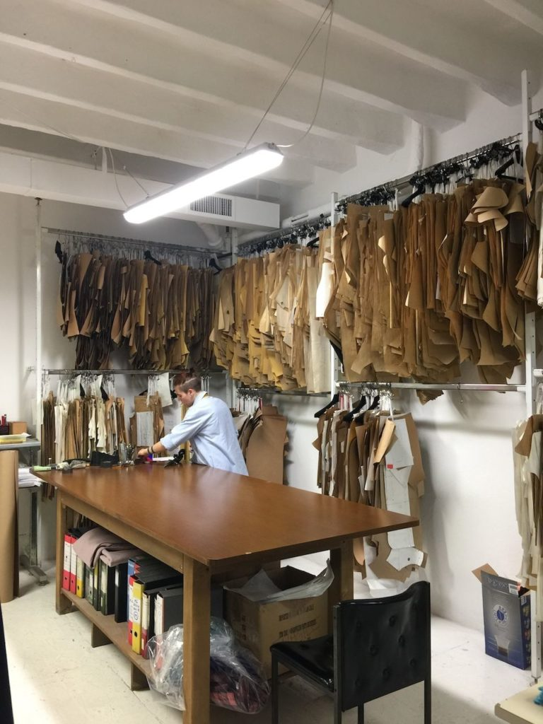 a visit to avolio milano