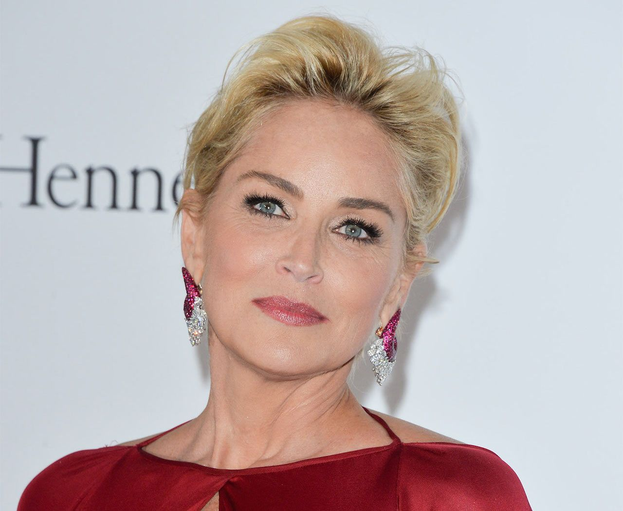 Sharon Stone The Top Of The Over Forty Notonlytwenty