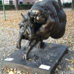 Xu Hong Fei sculpture - Siena