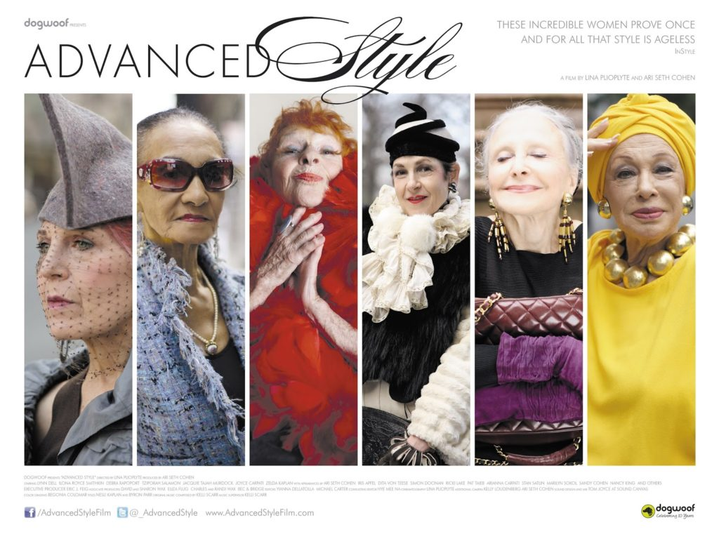 Advanced Style style icons overforty