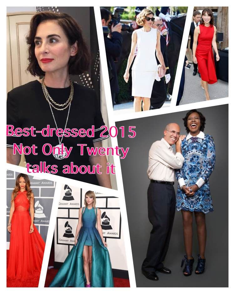 Not Only Twenty talks about best dressed awards