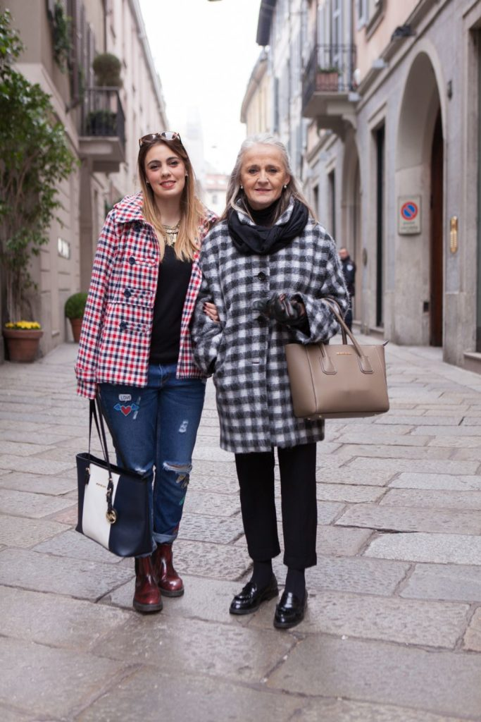 Last day MFW: street style