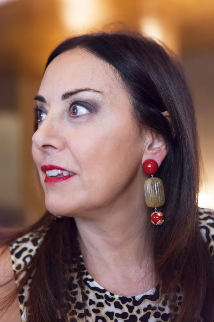 angela caputi earrings