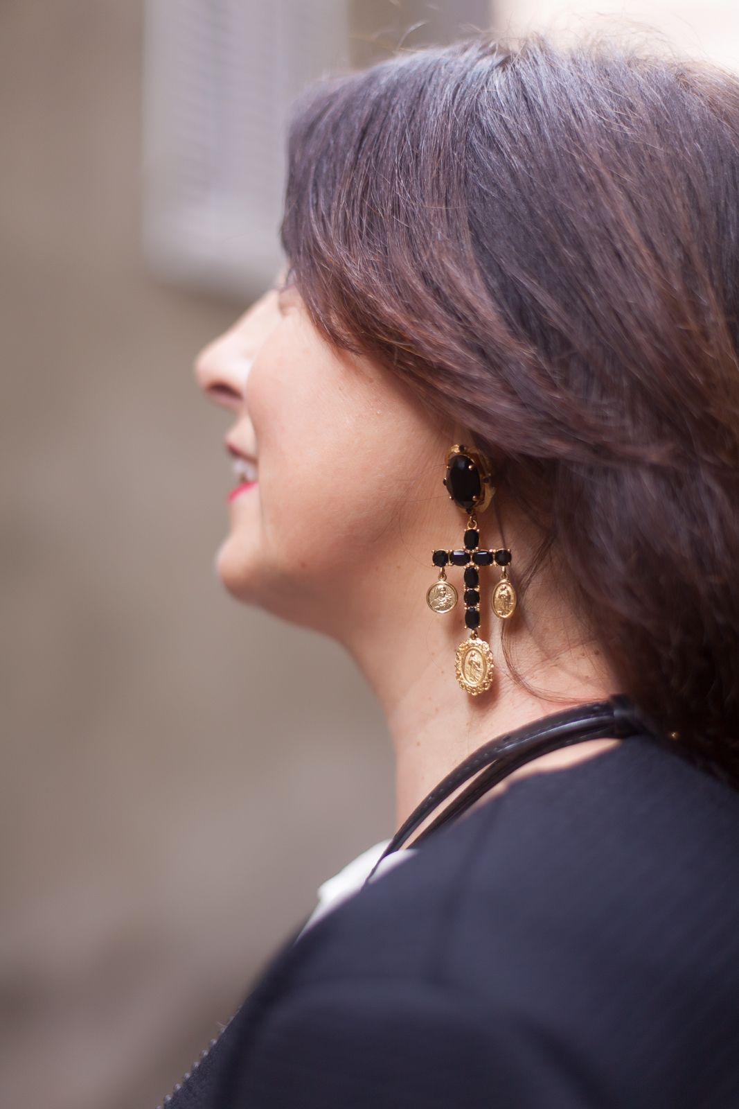 dolce_gabbana earrings