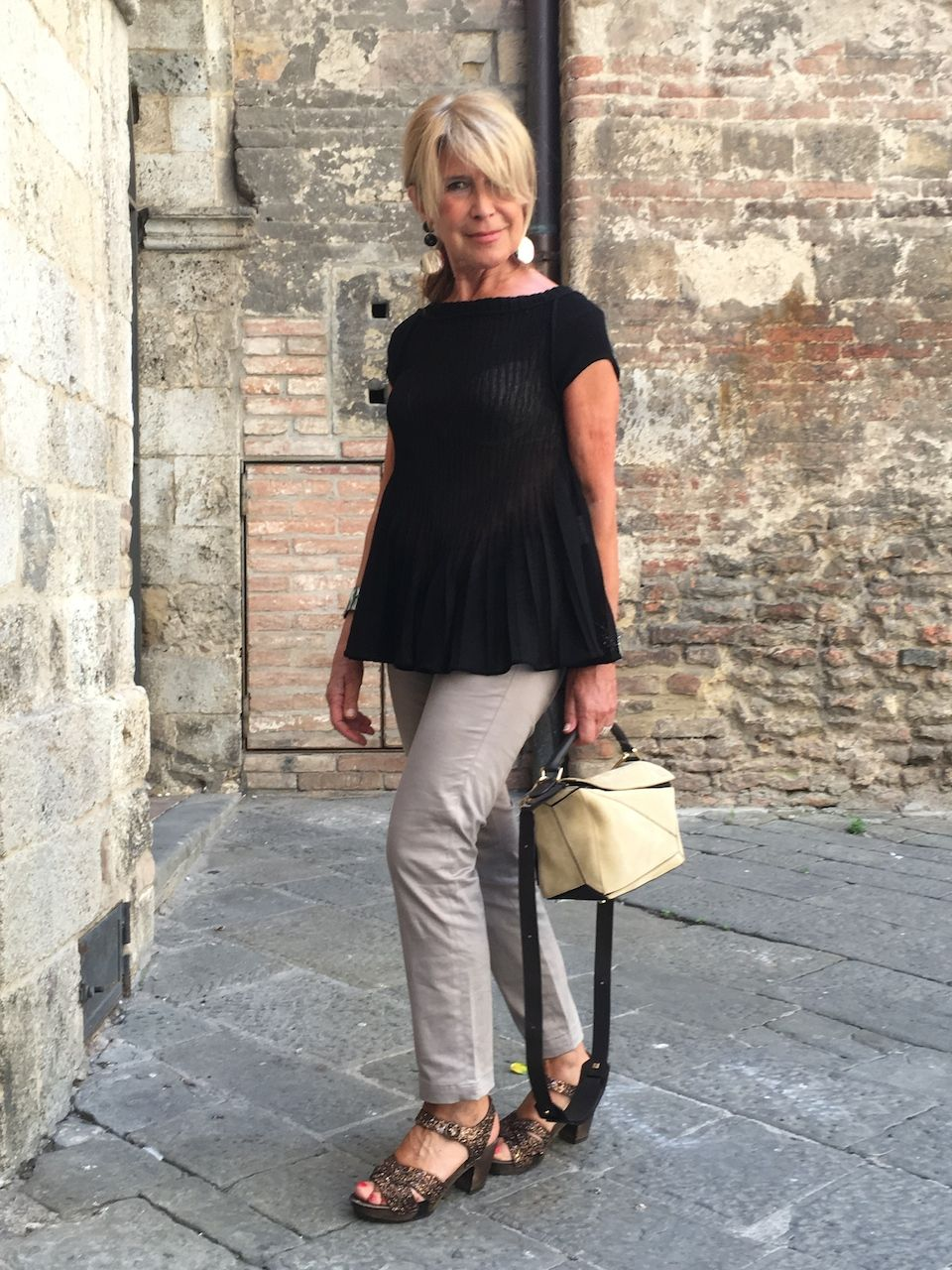 Street Style Casual Chic Not Only Twenty