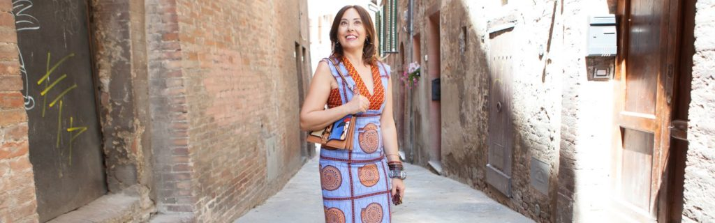 stella jean dress - not only twenty fashion blog, outfit #ootd street style