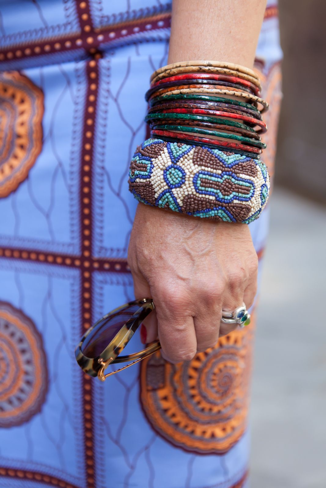 mali parmi bracelet