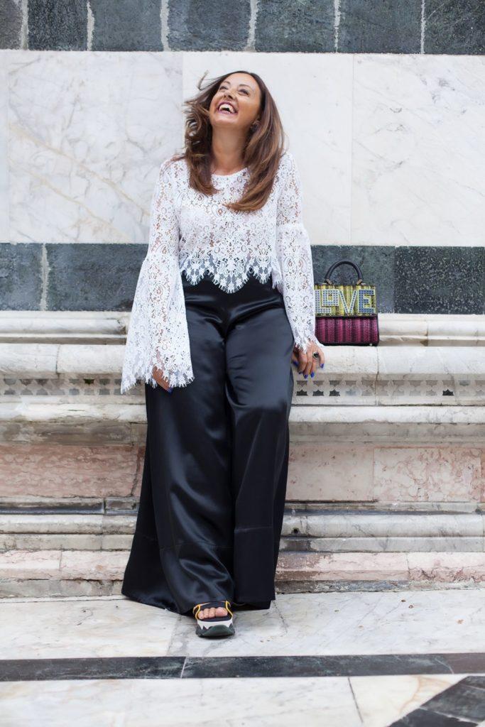 Waiting Milan fashion week