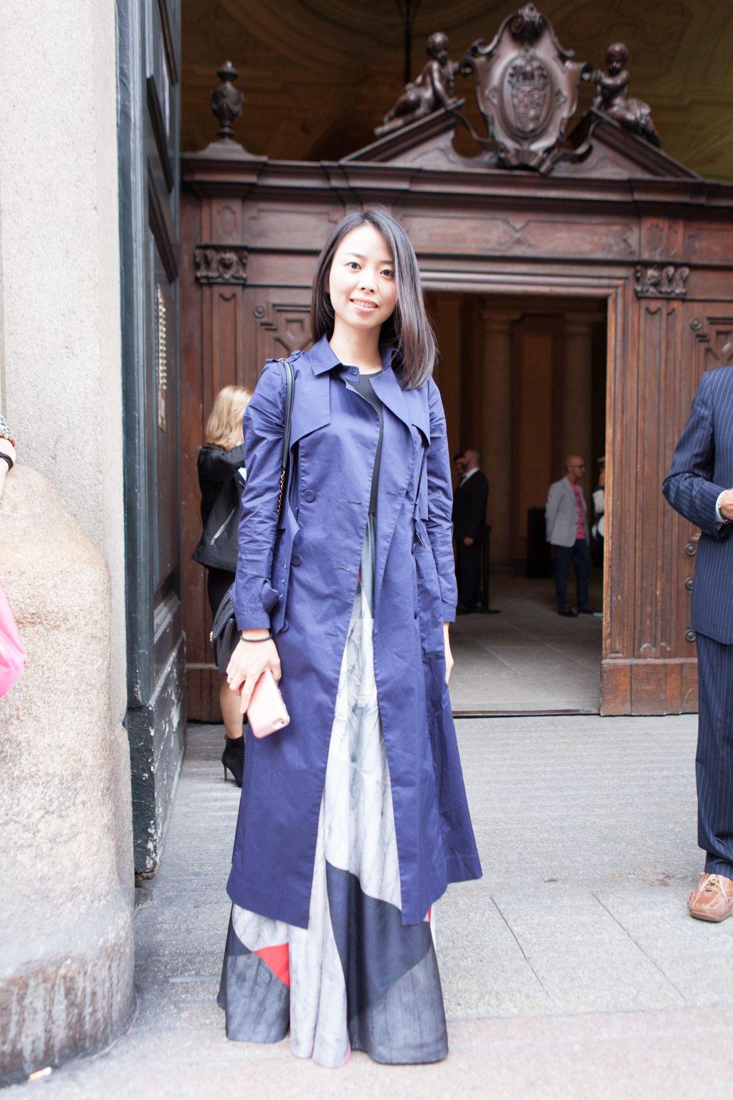 fashion week in milan