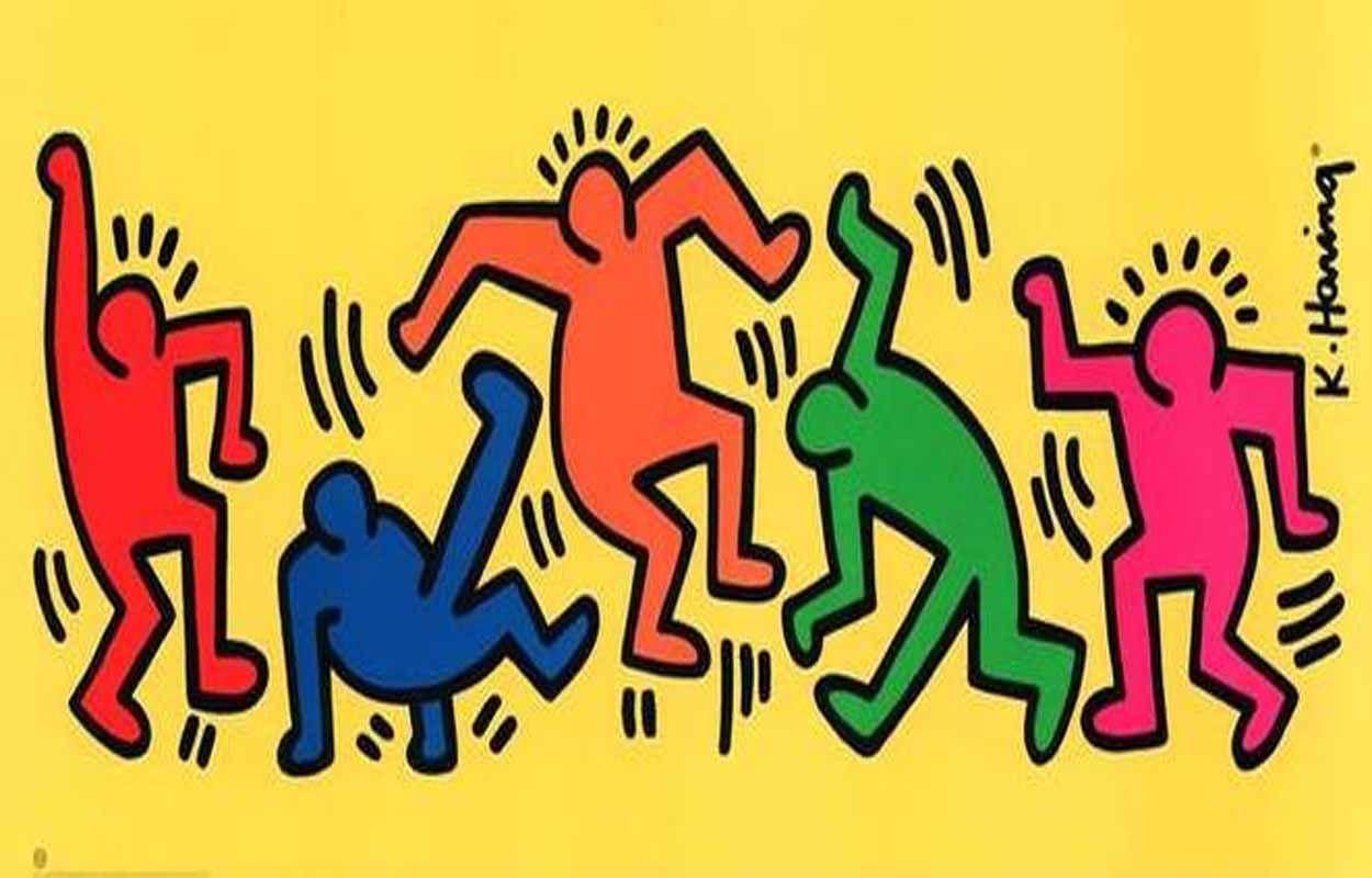 Graffiti: Keith Haring | Not Only Twenty