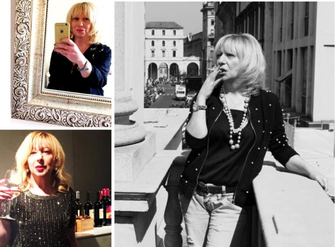 introducing women: Maria Katia Doria not only twenty - fashion blog interview