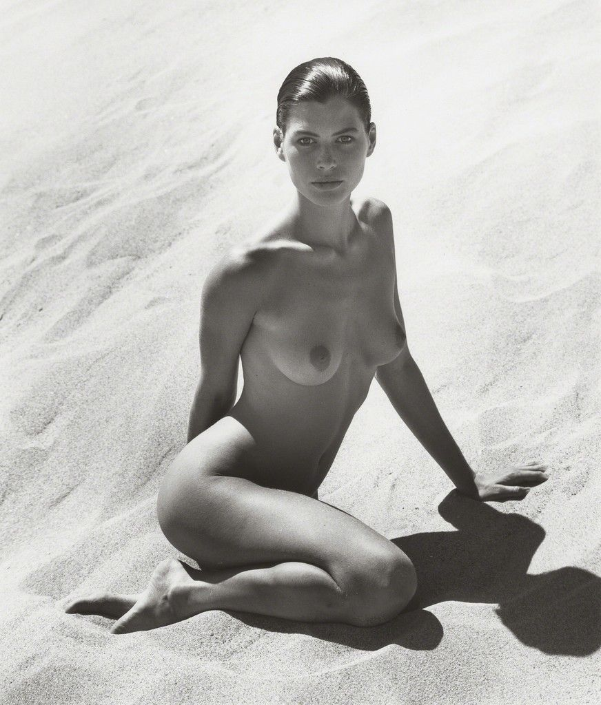 Carre Otis Herb Ritts