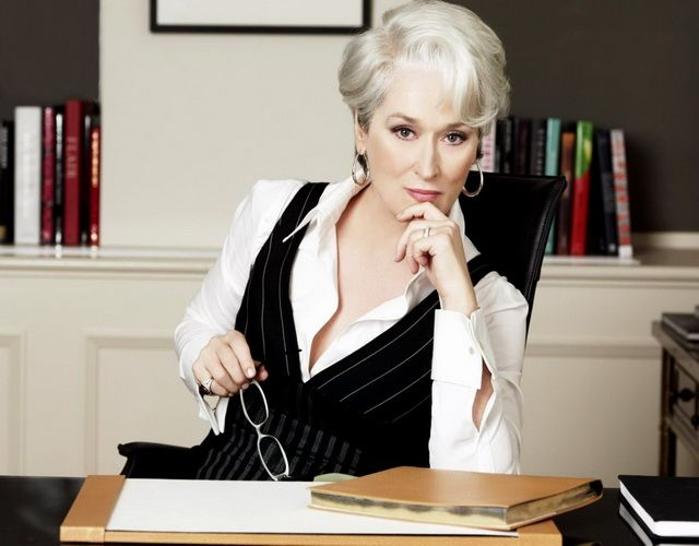 What if women ran the fashion industry - project women - meryl streep - not only twenty
