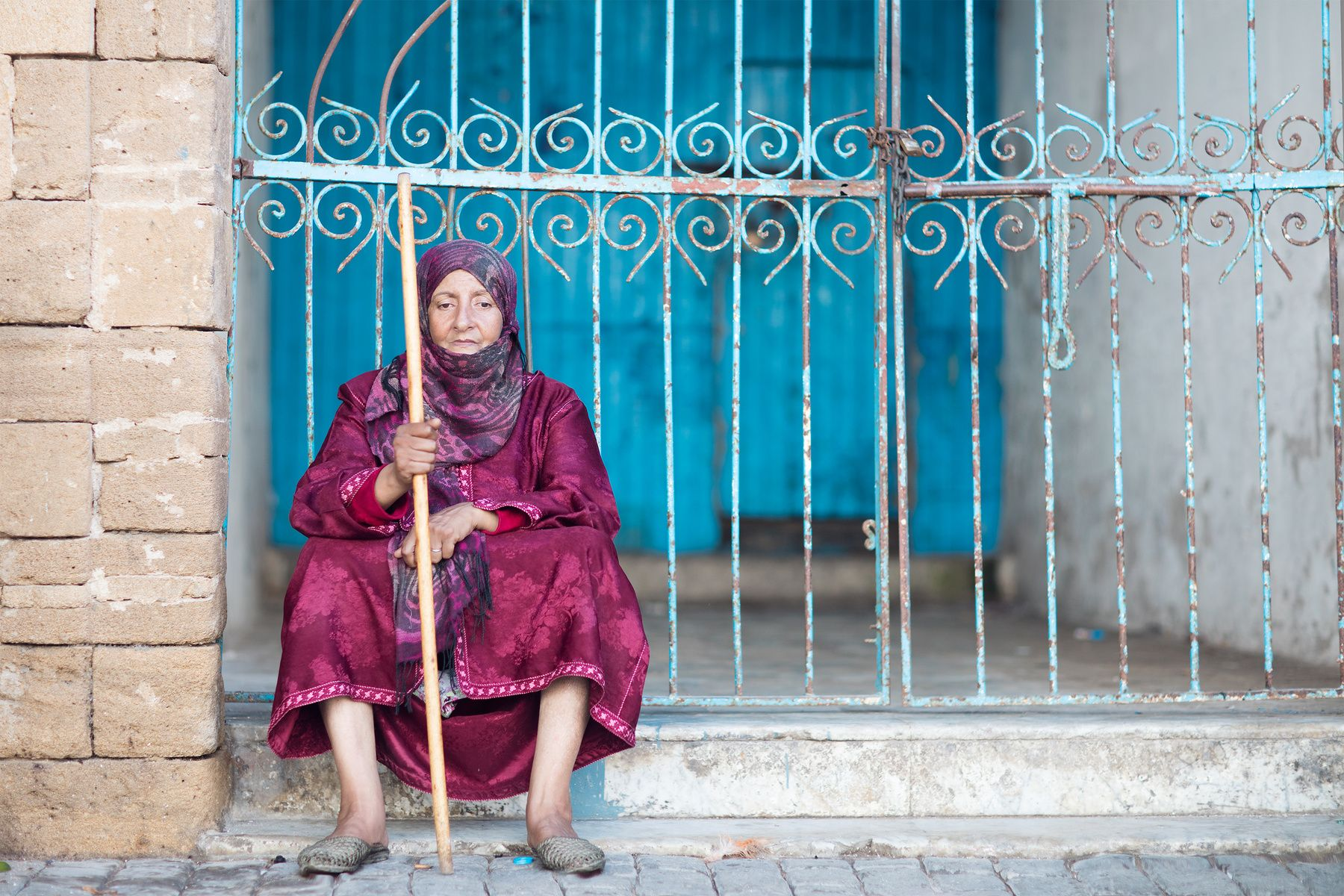 Sara Melotti - Quest for Beauty, Morocco. What beauty is - Not Only Twenty fashion blog