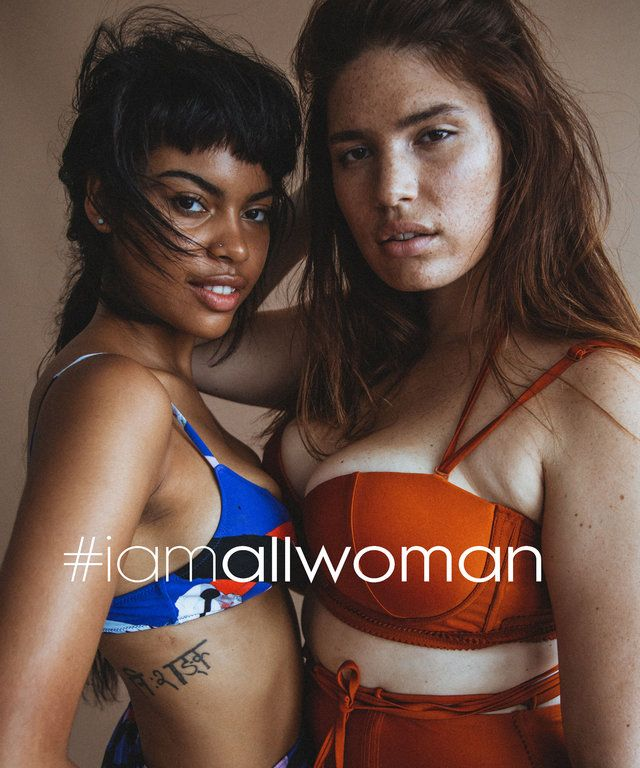 All Woman Project calling for the diversity fashion revolution #iamallwoman Not Only Twenty fashion blog