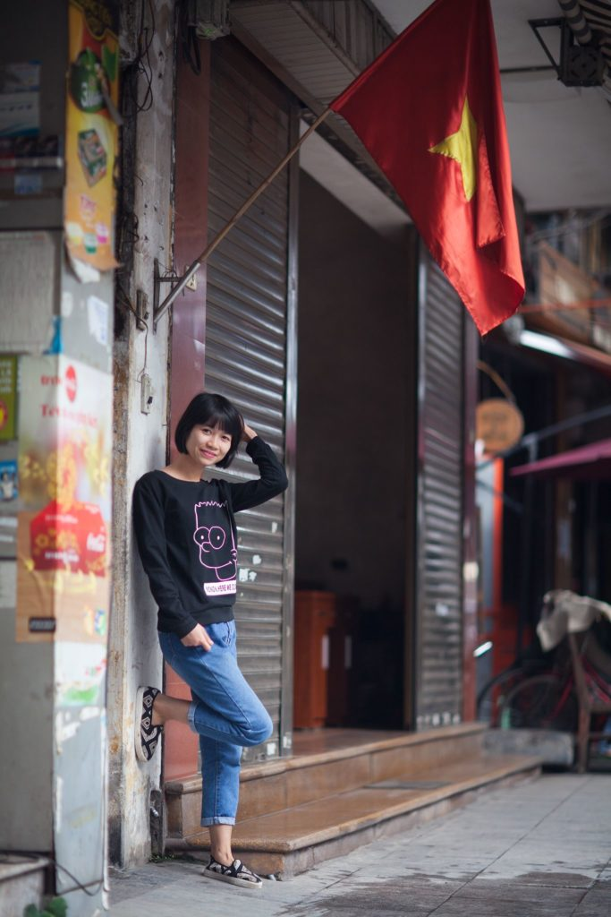 Sara Melotti - Quest for Beauty, Vietnam. What beauty is - Not Only Twenty fashion blog