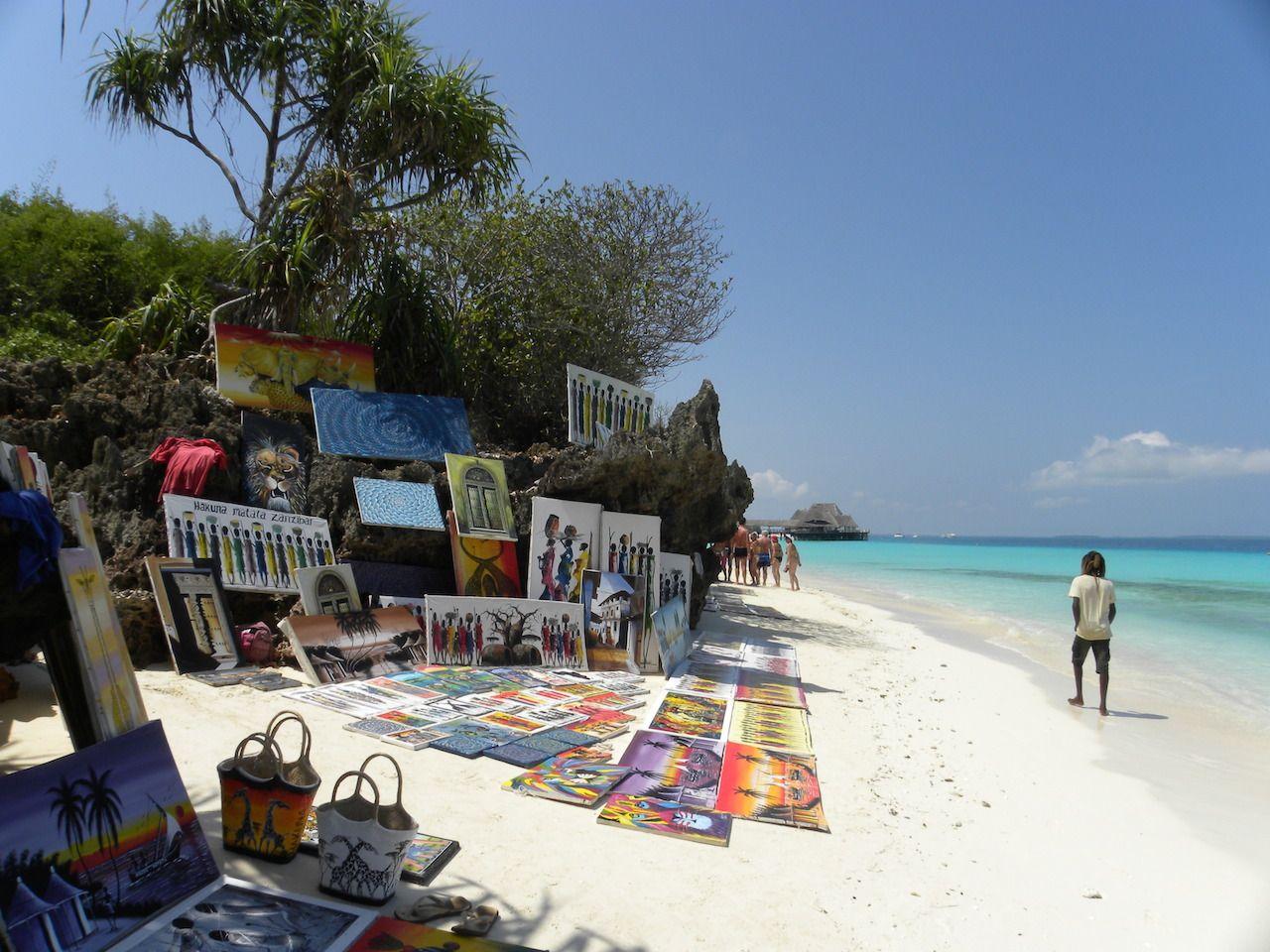 Nungwi beach: Zanzibar