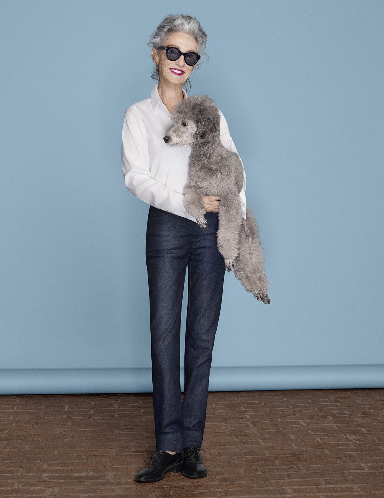 Linda Rodin, 60 years living a fashion life in jeans Not Only Twenty, over 50 fashion denim