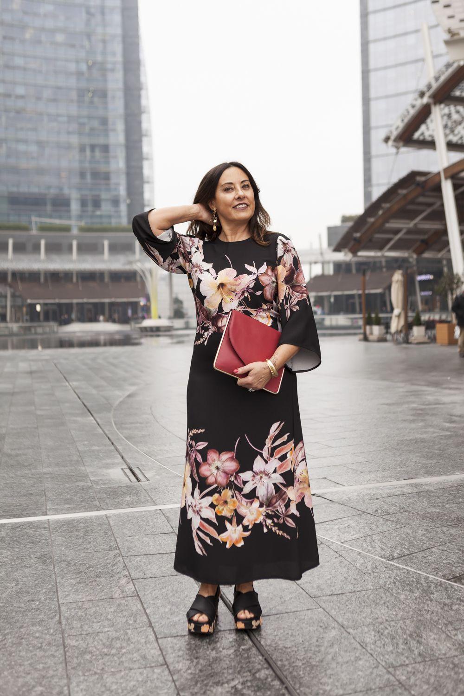 oriental style fashionn over40