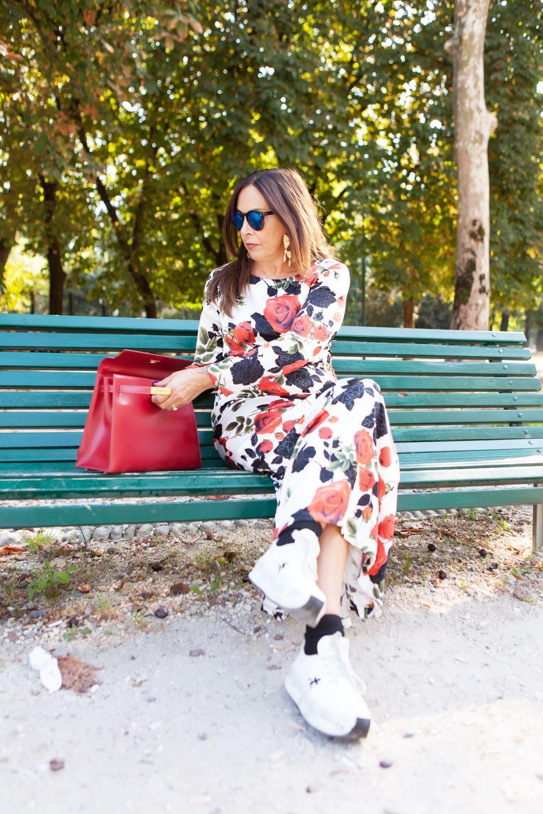 vestire bohemienne a 50 anni