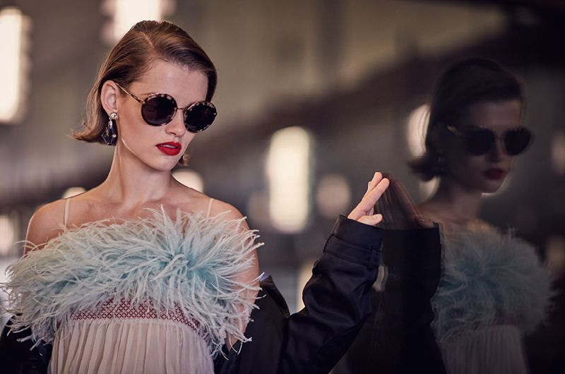 occhiali da sole: oggetto del desiderio