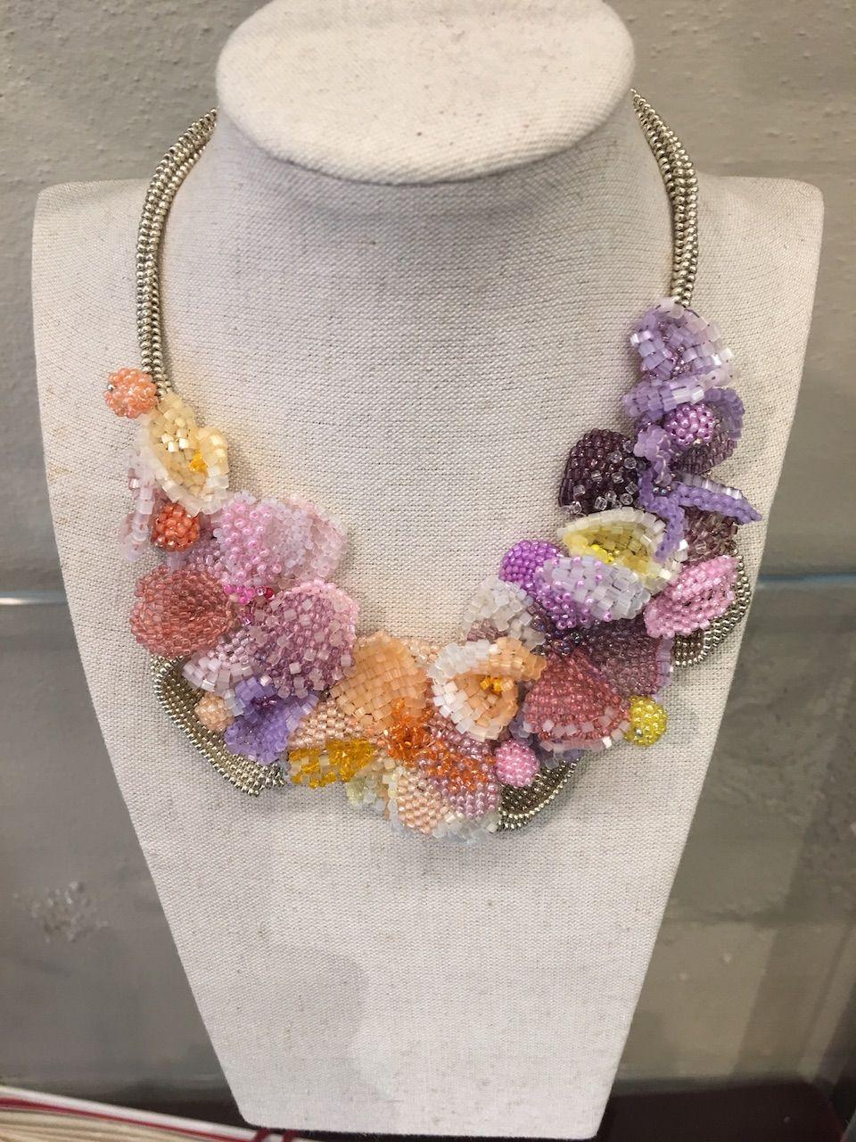 flower necklace Not Only Twenty
