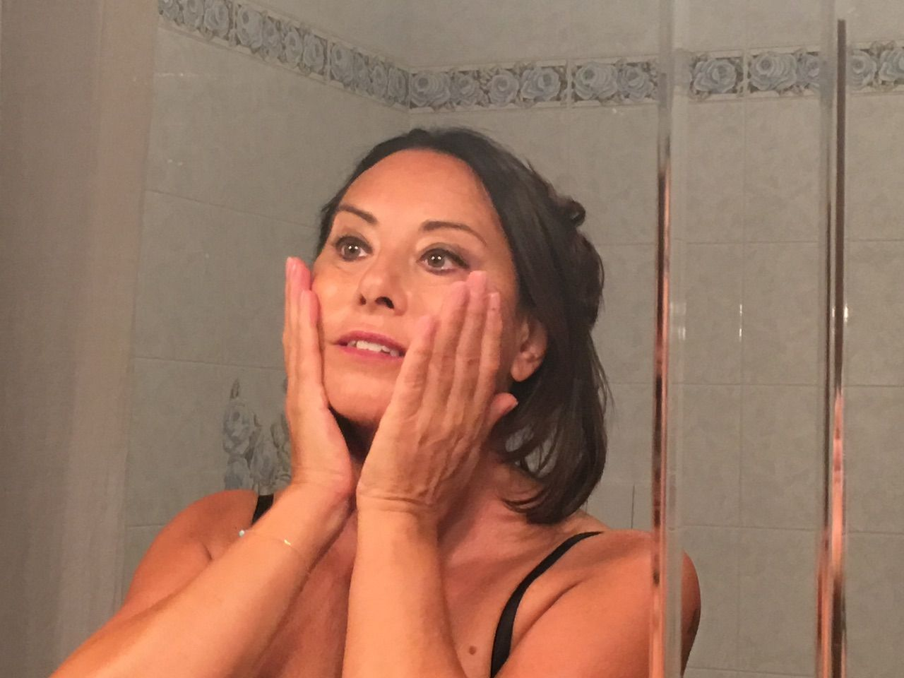 women over fifty: lifting mask Not Only Twenty