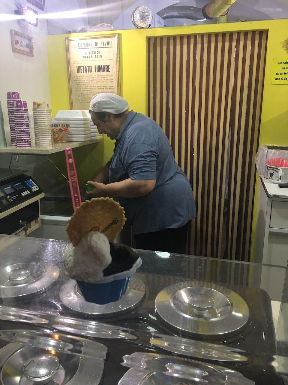 ice cream Not Only Twenty