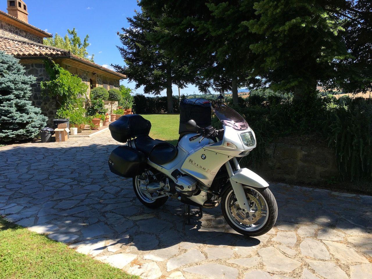 motorcycle trip Not Only Twenty