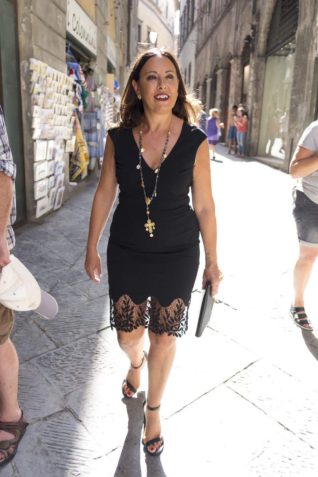 what to wear at 50 Not Only twenty