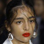 red lips Simone Rocha Not Only Twenty