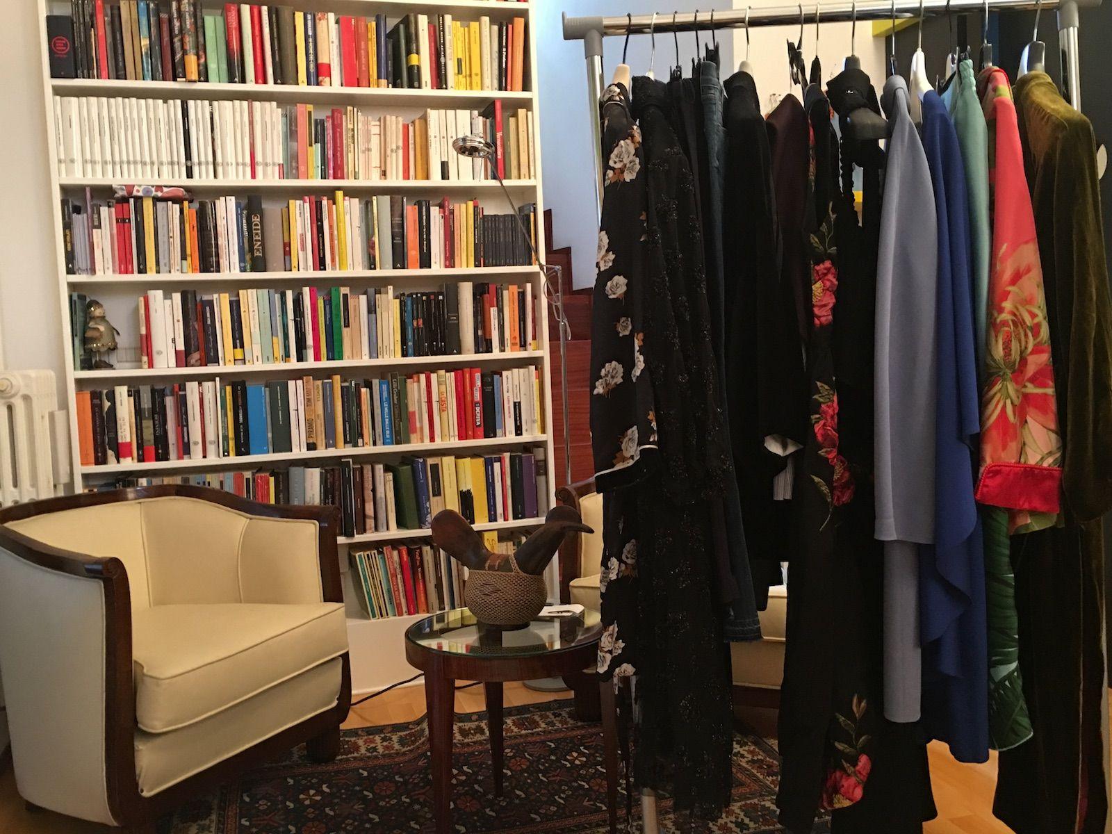 Fashion week at 50 Not Only Twenty