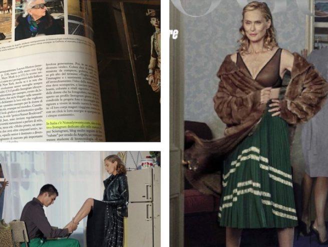 fashion at 50 Not Only Twenty