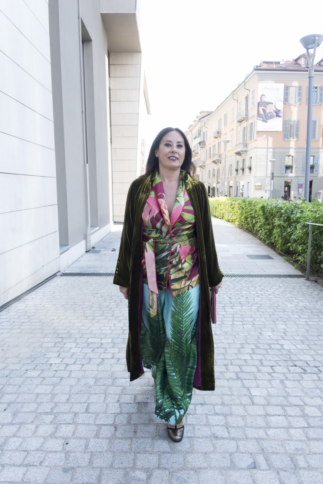 Fashion for woman over fifty Rita Palazzi