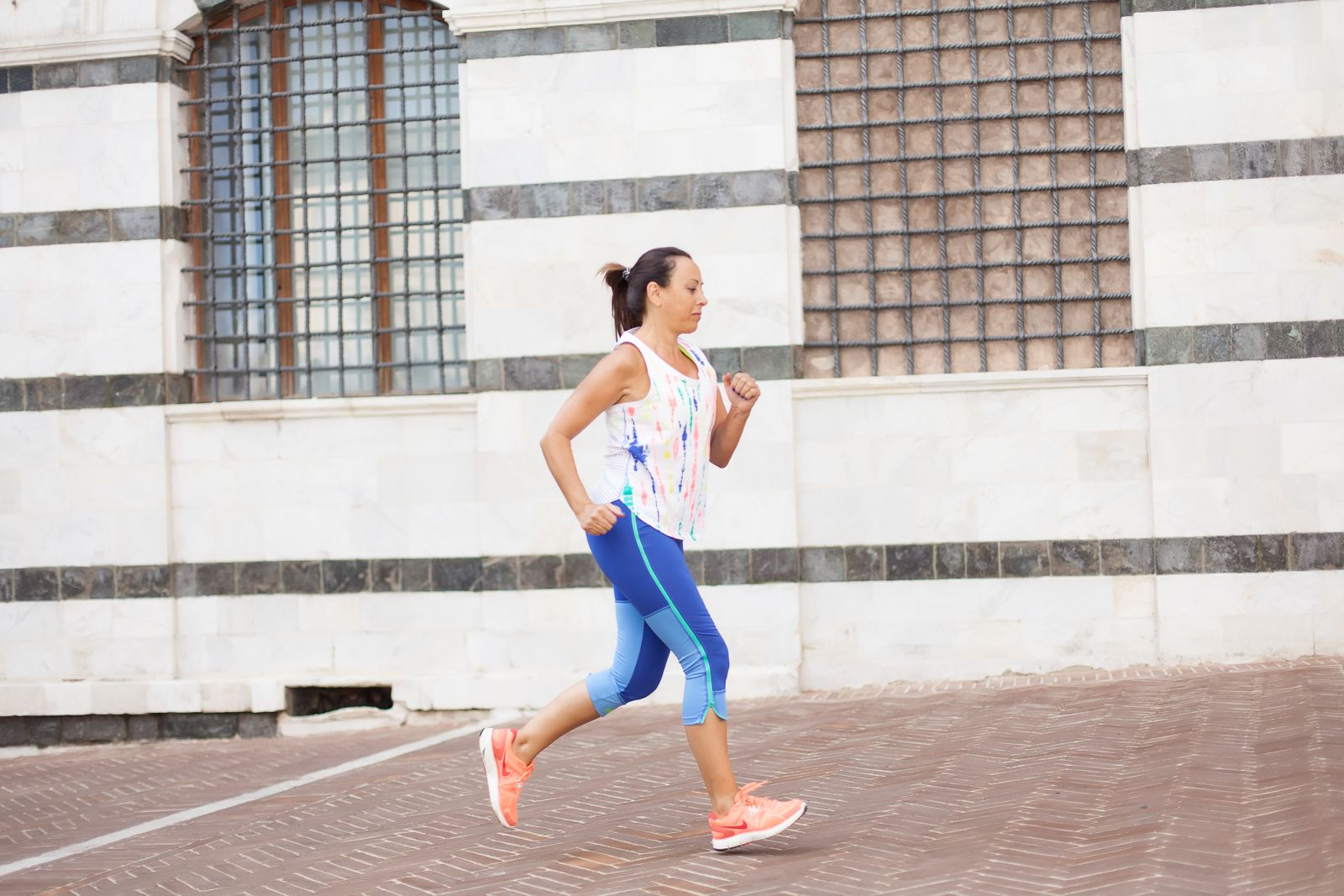running at fifty Not Only Twenty