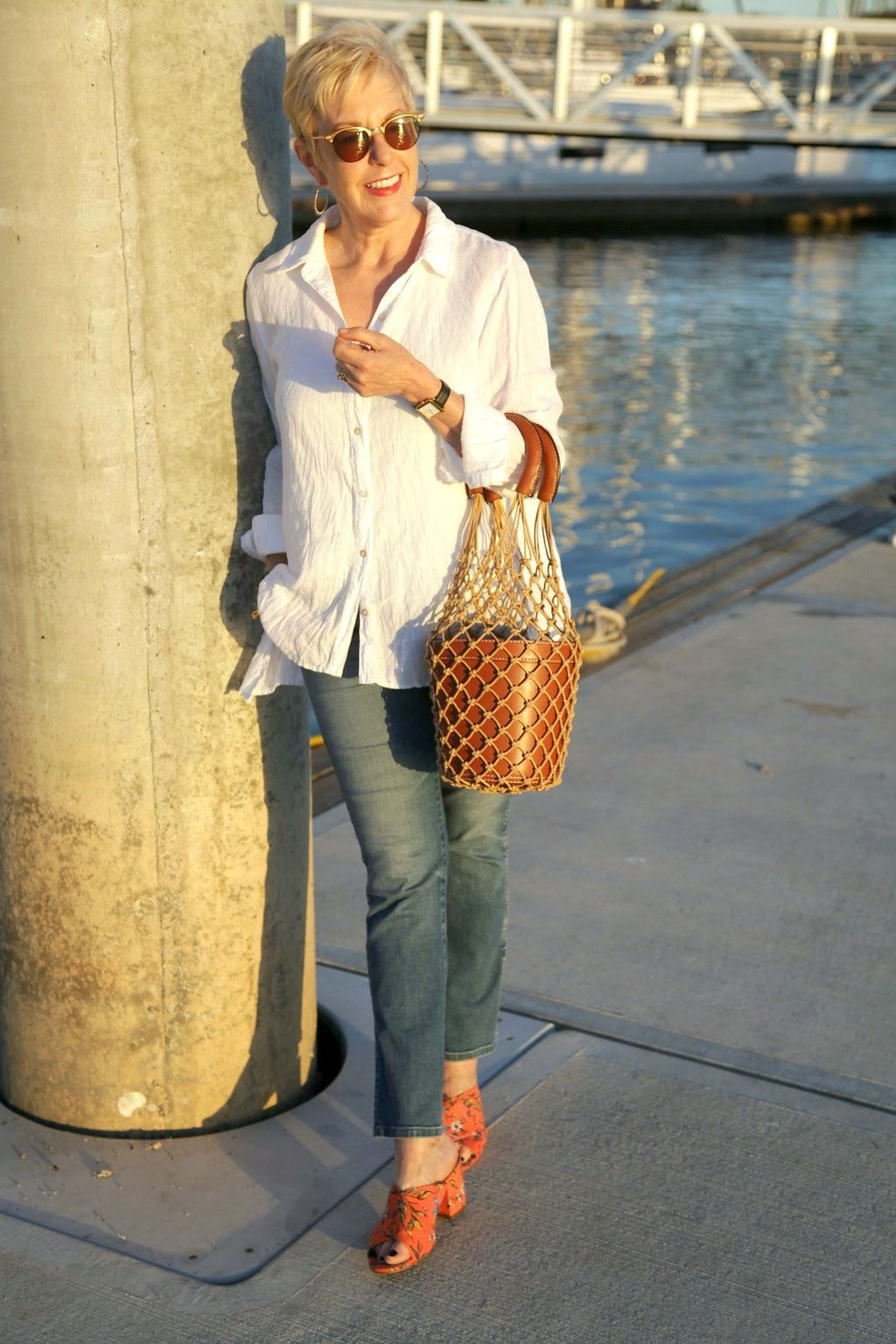 blog and style over fifty Not Only Twenty