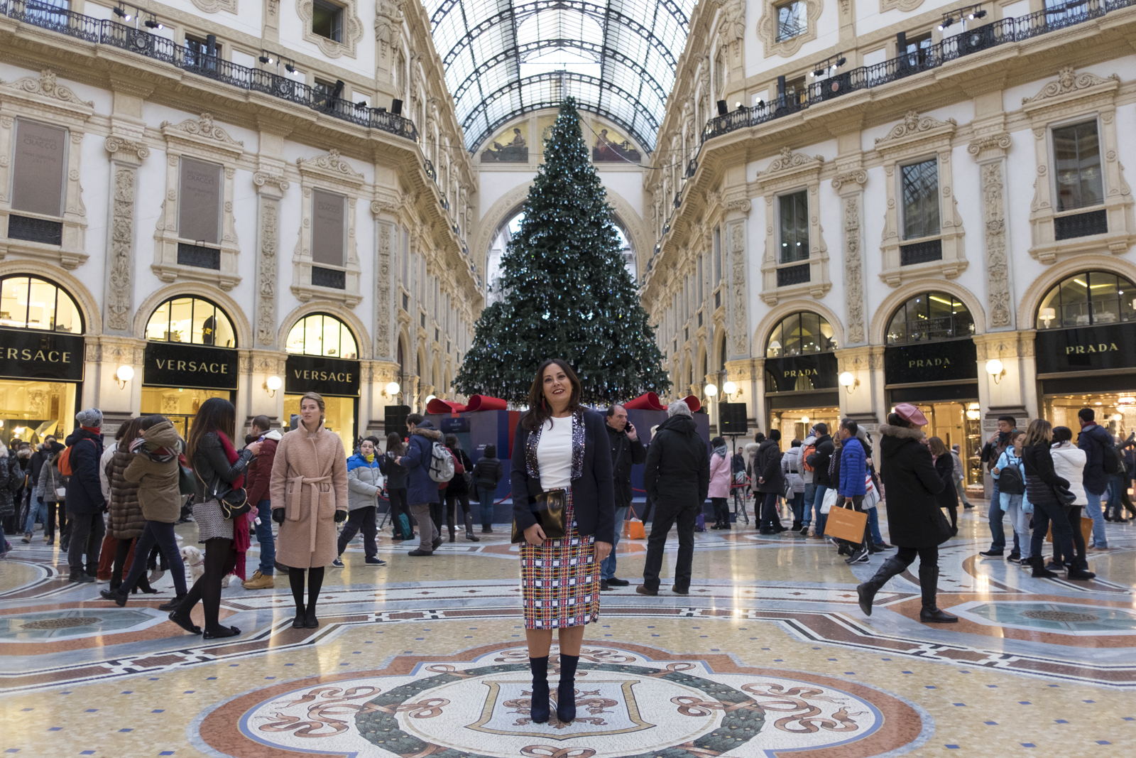 Fashion at Christmas Not Only Twenty