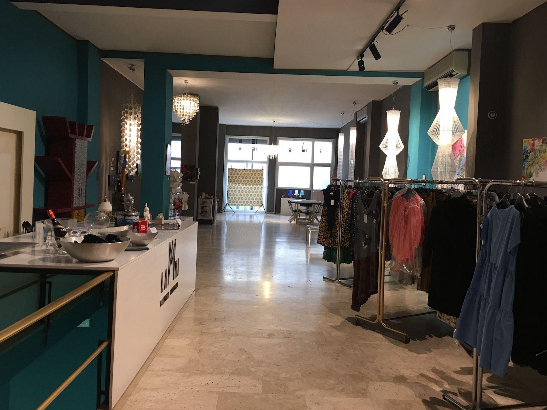 31f58461d5 Un negozio da visitare: LaMari Creative Shopping a Milano | Not Only ...