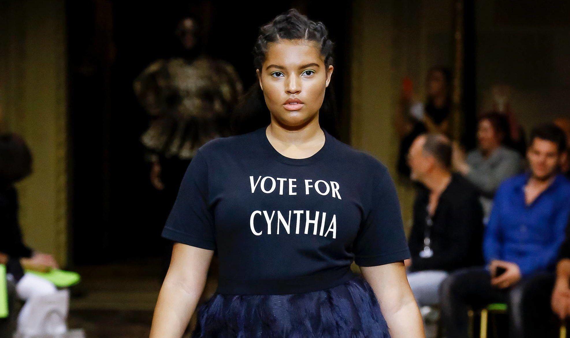 9971068f1edc Le modelle curvy di Christian Siriano  la moda per tutti