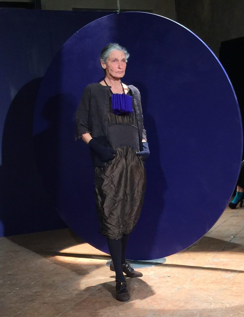 fashion week e donne mature