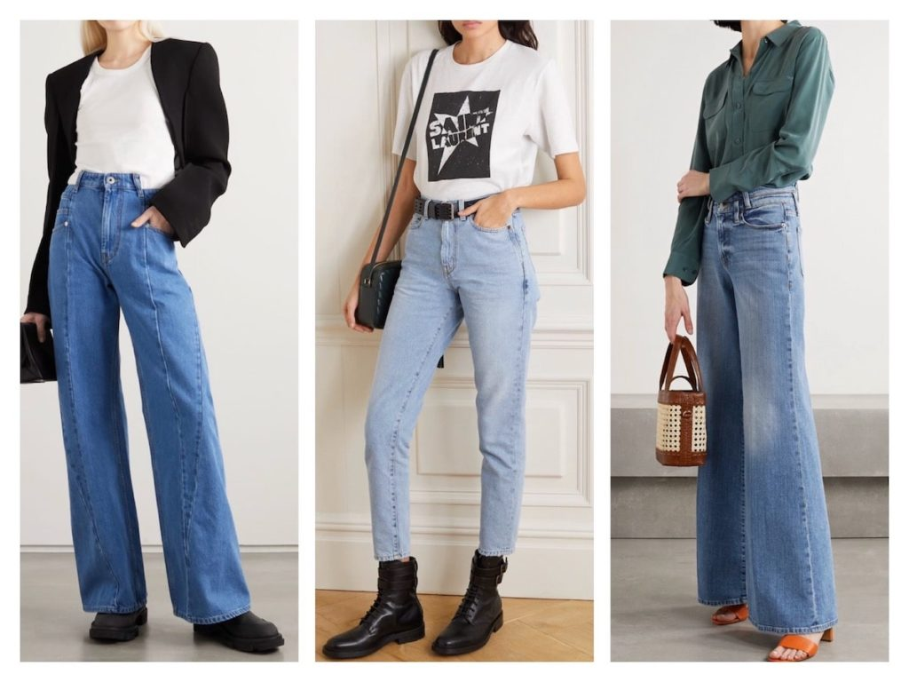 jeans trend primavera 2020